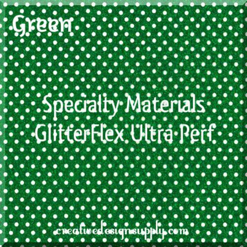 GlitterFlex® Ultra Perf Green