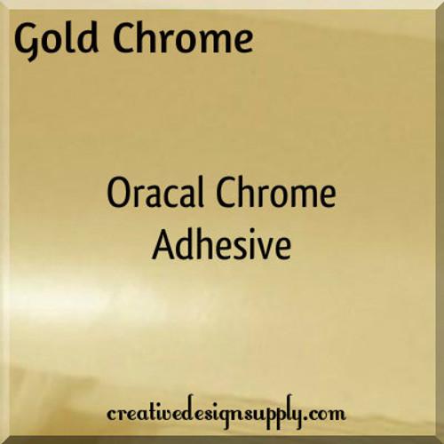 ORACAL® 351 Gold Chrome