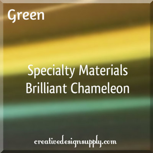 DecoFilm® Brilliant Chameleon Green