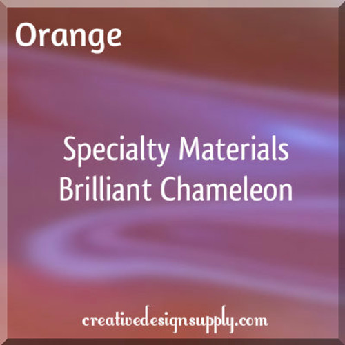DecoFilm® Brilliant Chameleon Orange