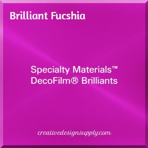 DecoFilm® Brilliant Fucshia