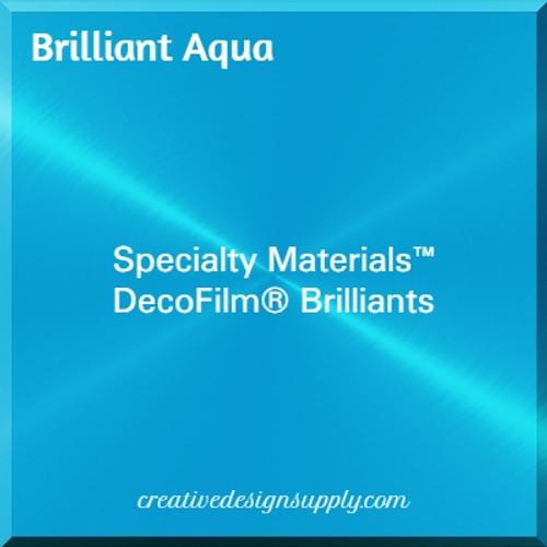 DecoFilm® Brilliant Aqua