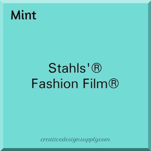 Stahls'® Cad-Cut® Fashion Film® Matte Mint