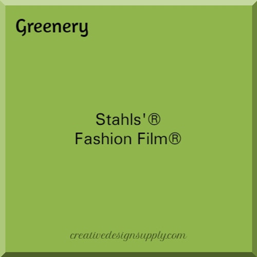 Stahls'® Cad-Cut® Fashion Film® Matte Greenery