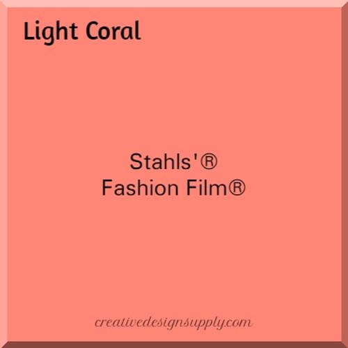 Stahls'® Cad-Cut® Fashion Film® Light Coral