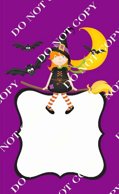 Halloween 9 CDS Custom Printed Garden Flag