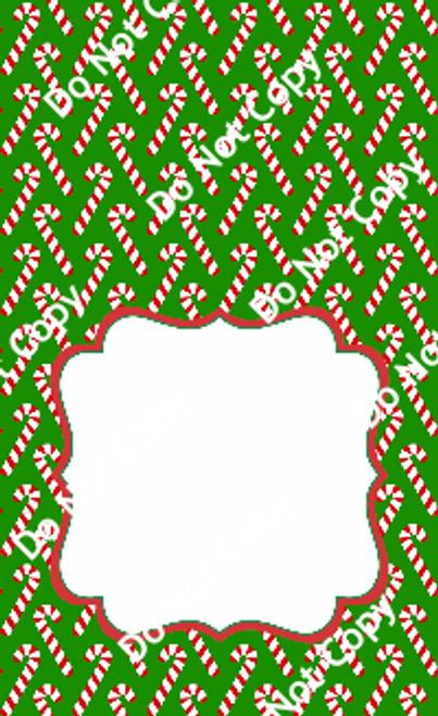 Christmas 1 CDS Custom Printed Garden Flag
