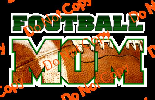 CDS Print n Cut Ready to Apply | Football Designs 1