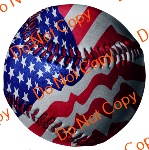 CDS Print n Cut Ready to Apply | God Bless America 1