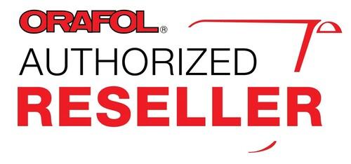 Orafol Authorized Reseller Logo