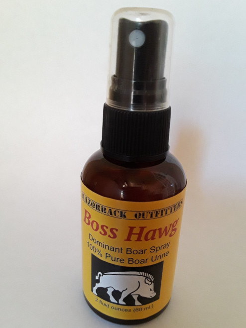 Boss Hawg Dominate Boar Urine Attractant Spray