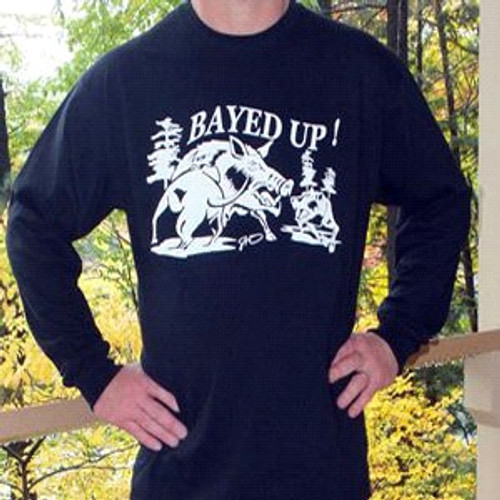 Bayed Up Shirt Front