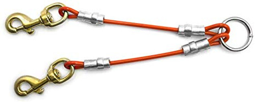 Double Dog Cable Lead Coupler