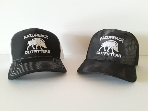 Razorback Outfitters Caps