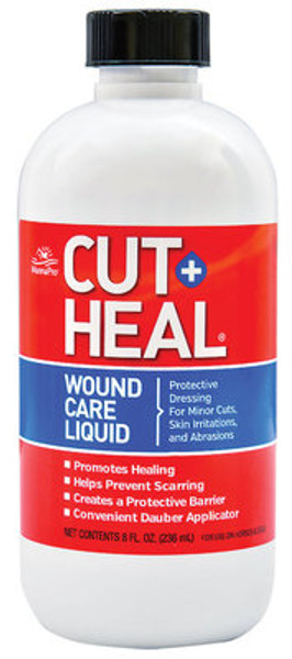 Cut Heal Front Label