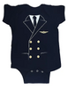 Baby Pilot Uniform Toddler Shirt