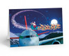 """Airplane Christmas Journey"" Christmas Card Pack"