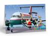 """""""Santa Express"""" Christmas Card pack"""