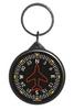 Classic Directional Gyro Instrument Keychain