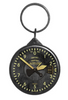 Vintage Altimeter Instrument Keychain