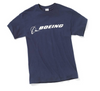 Boeing Signature T-Shirt (Navy Blue )