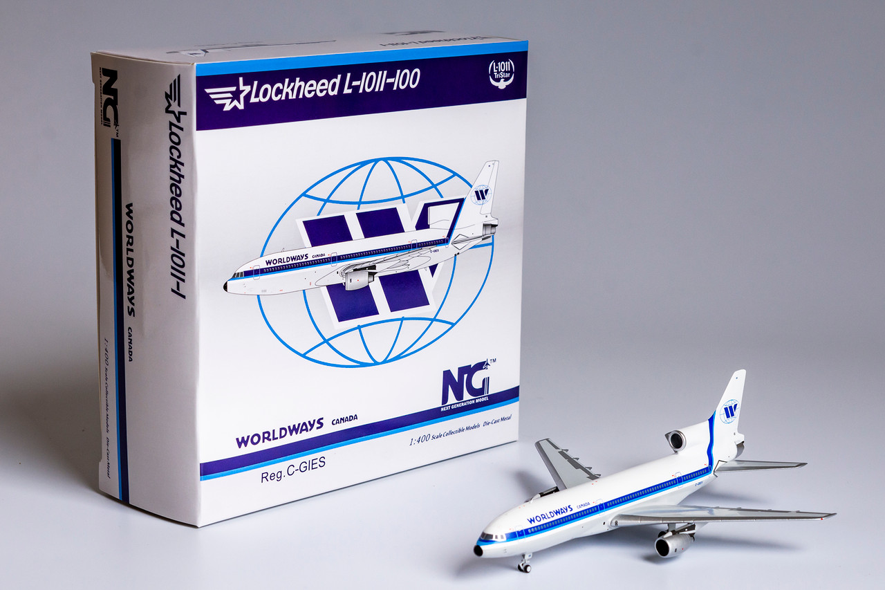 NG Models Worldways Canada L-1011