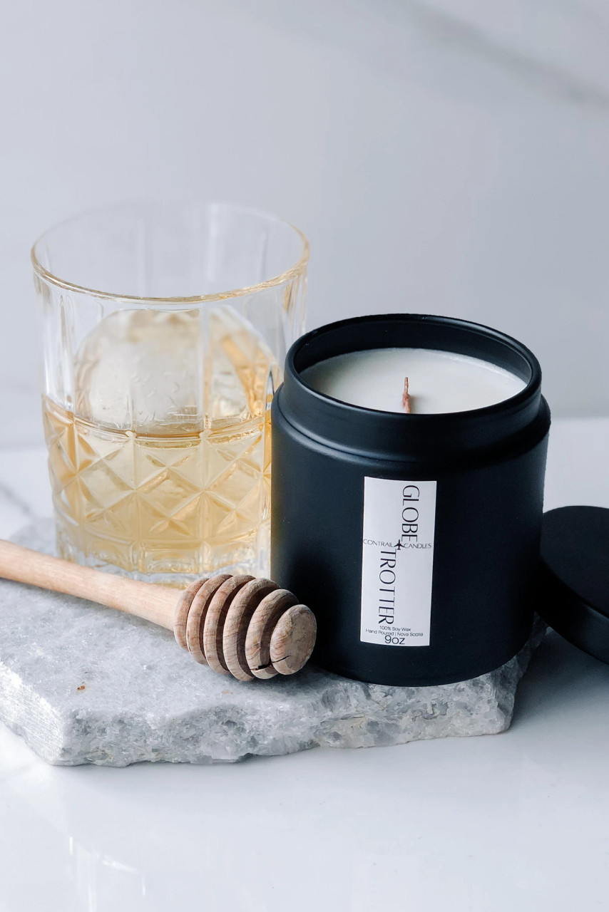 Contrail Candles - Globetrotter- 9oz