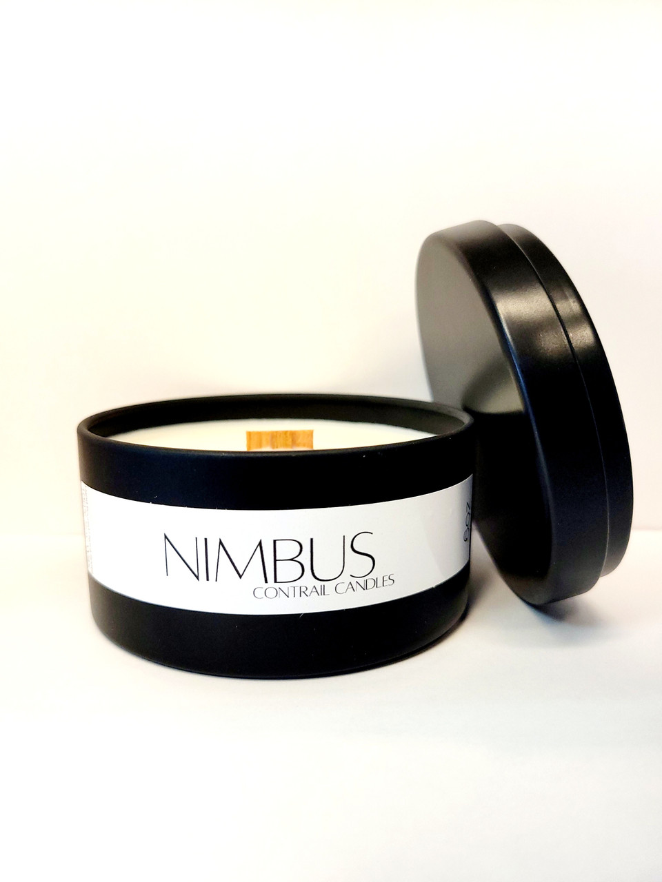 Contrail Candles - Nimbus Scent - 6oz