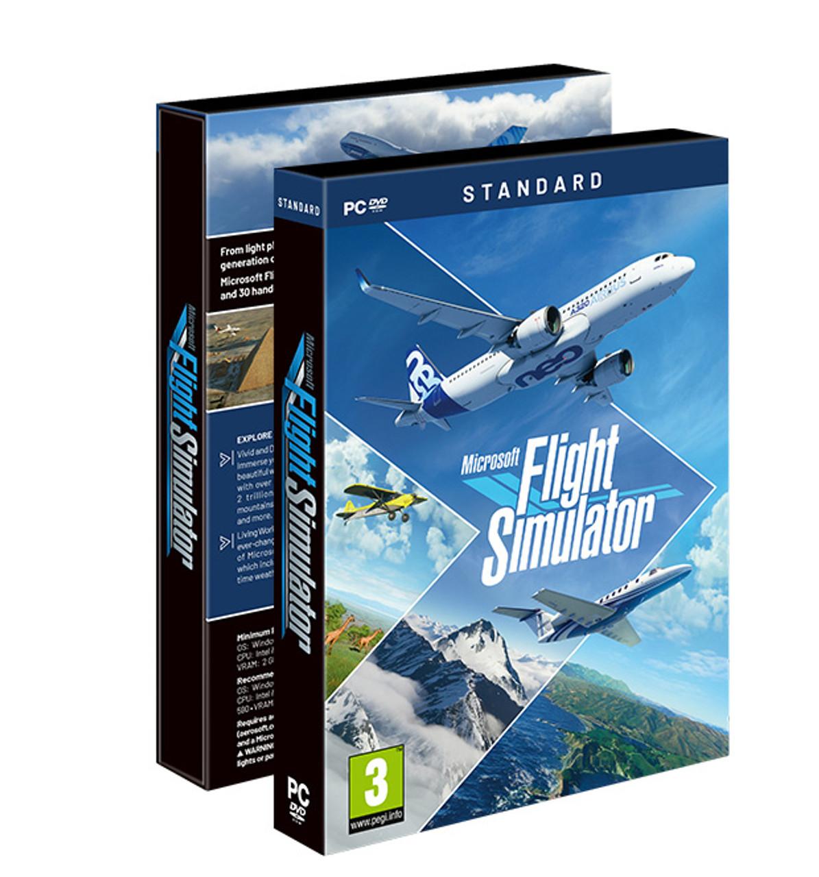 Microsoft Flight Simulator: Boxed Standard Edition