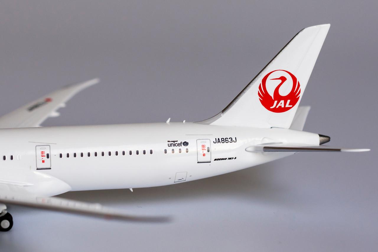NG Models JAL 787-9