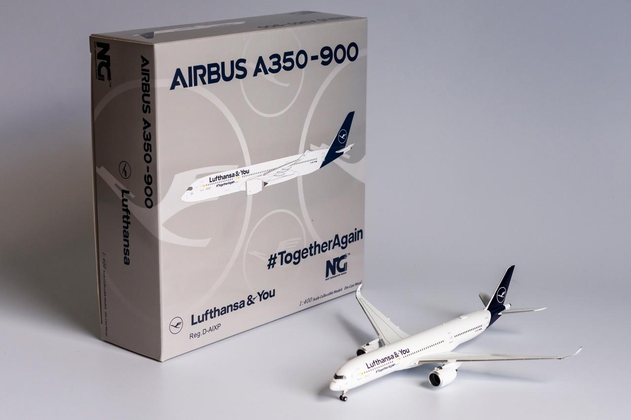 "NG Models Lufthansa A350-900 ""Lufthansa & You"""