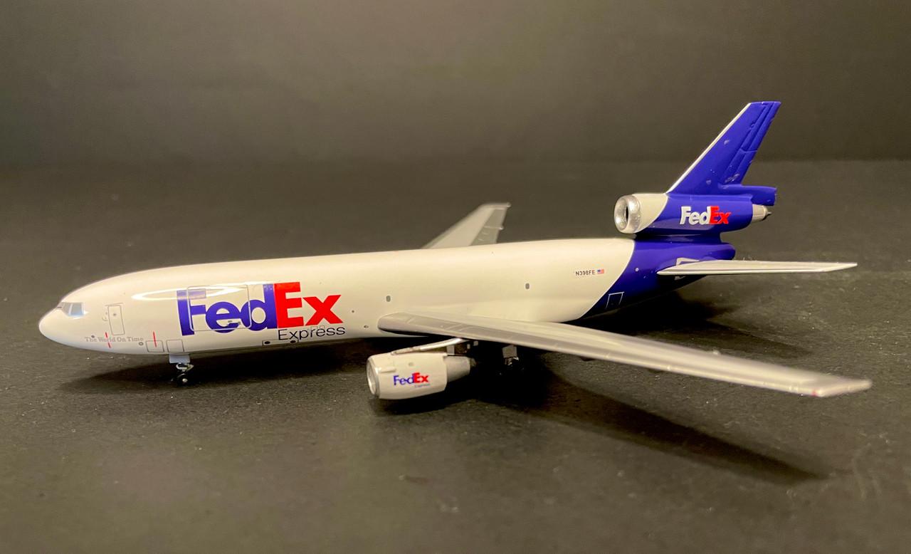 Aeroclassics 1:400 FedEx DC-10-10