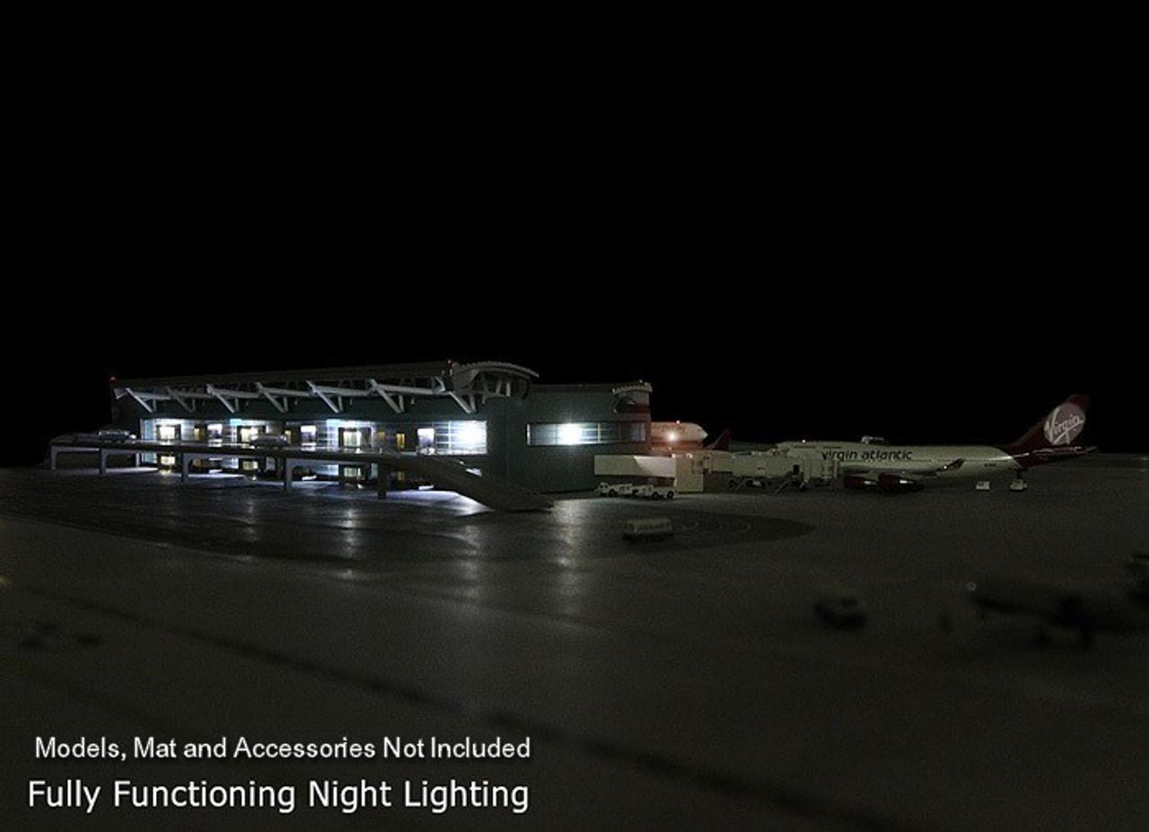 Airport Airside/Landside Terminal Complex