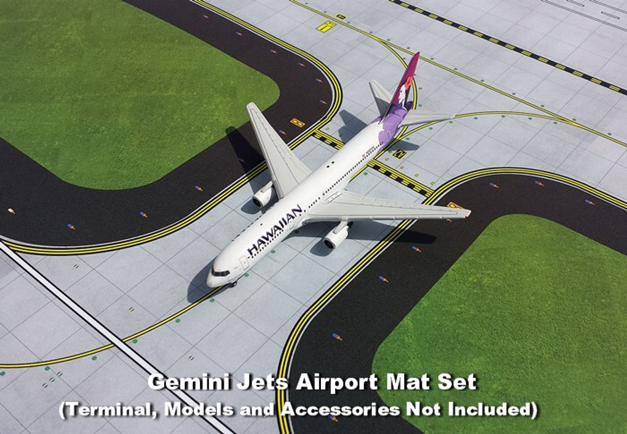 Airport Airside/Landside Mat Set