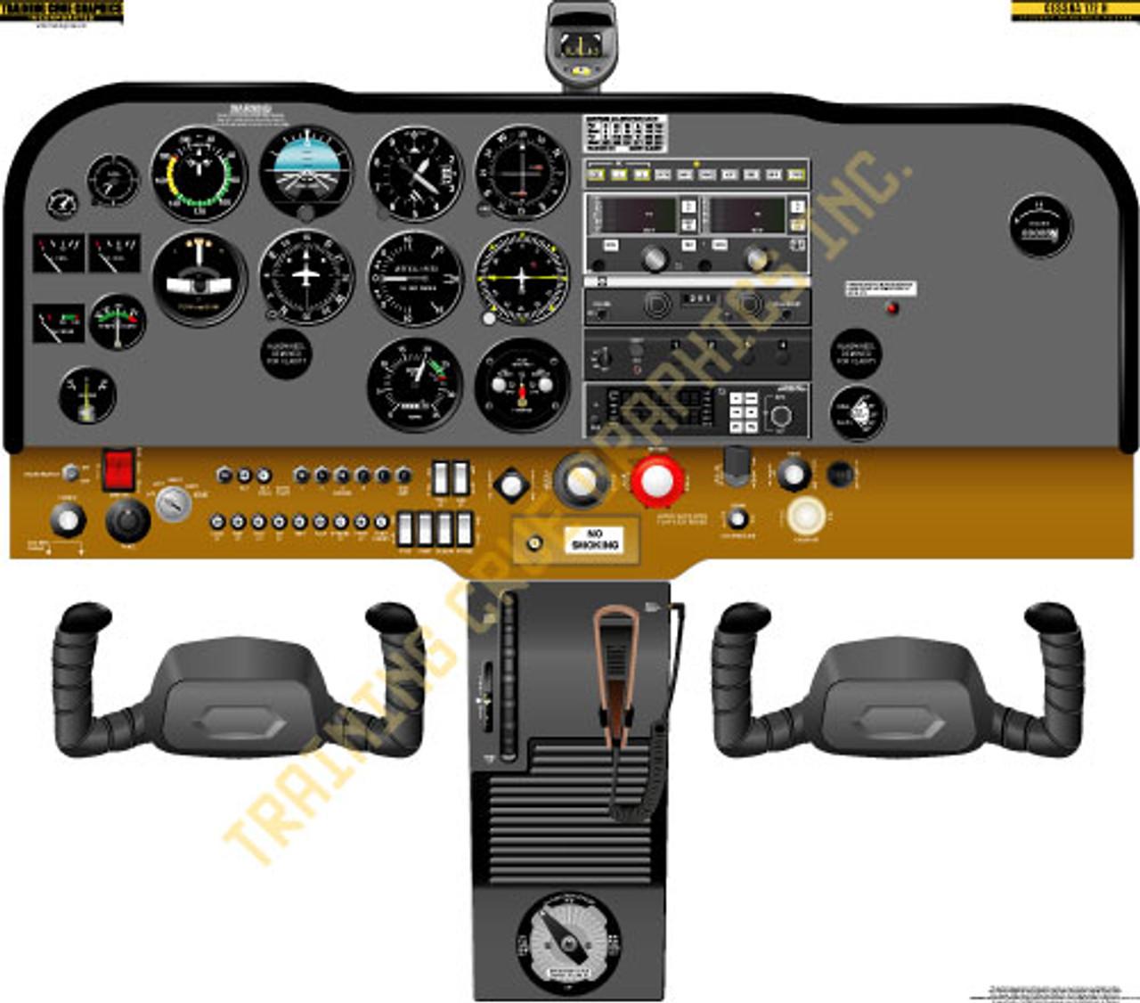 Cessna 172N Poster