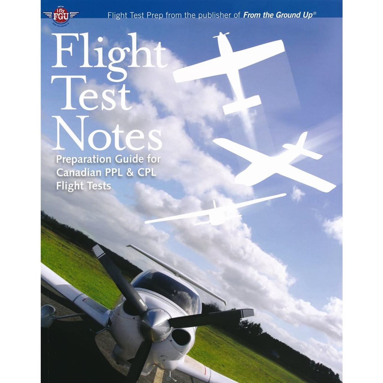 Flight Test Notes