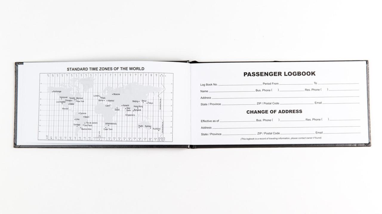 Passenger Logbooks