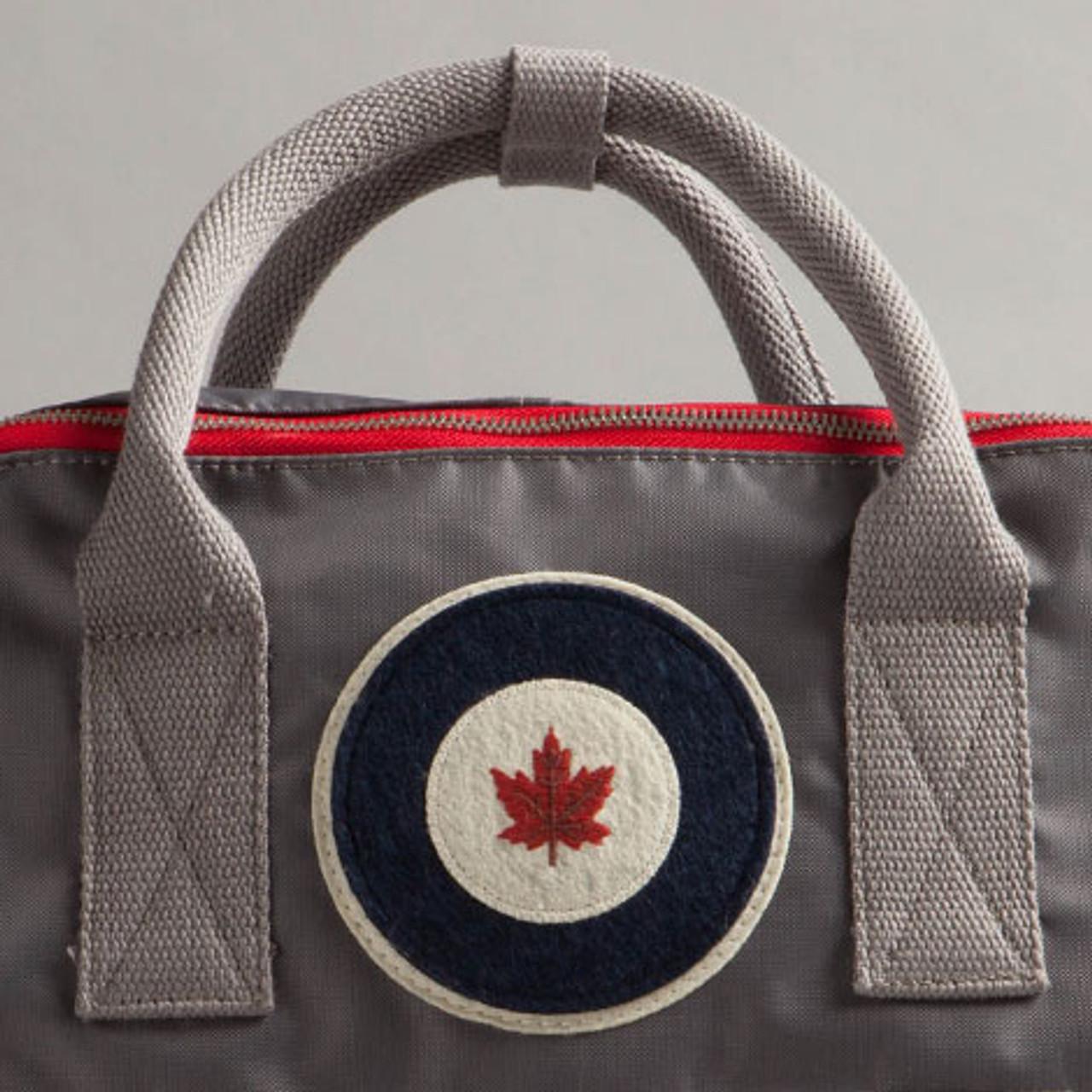 RCAF Grey Backpack