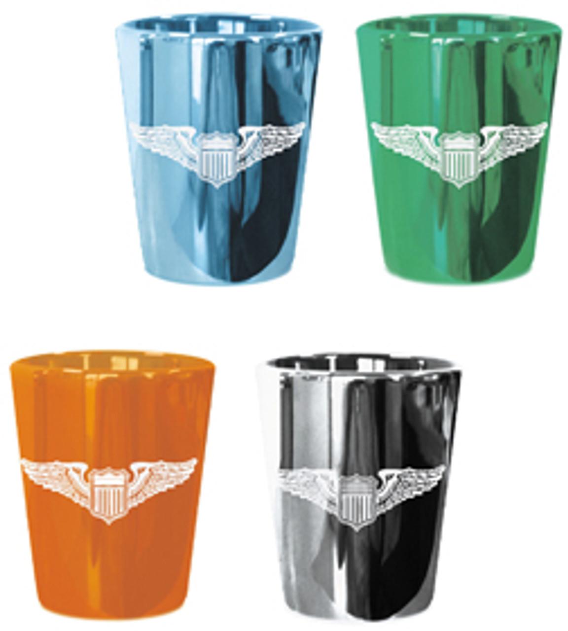Wings Shot Glass