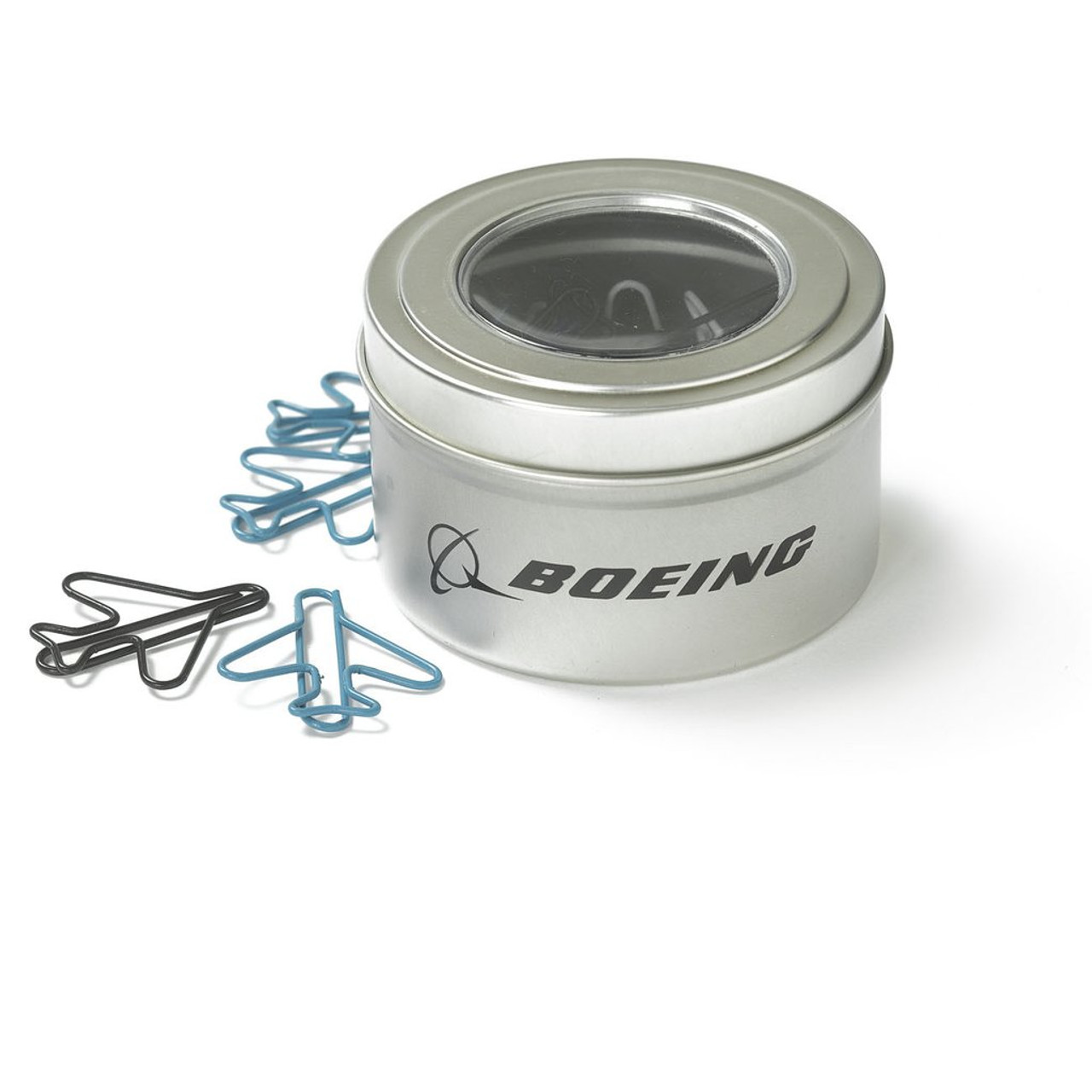 Boeing Plane Paper Clips