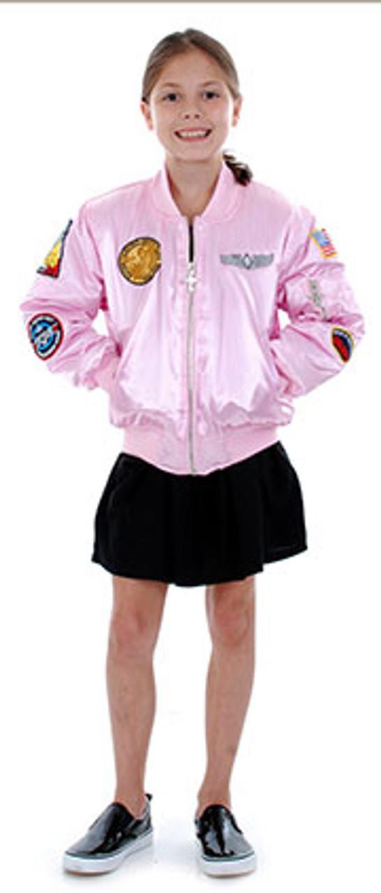 Girls MA-1 Flight Jacket