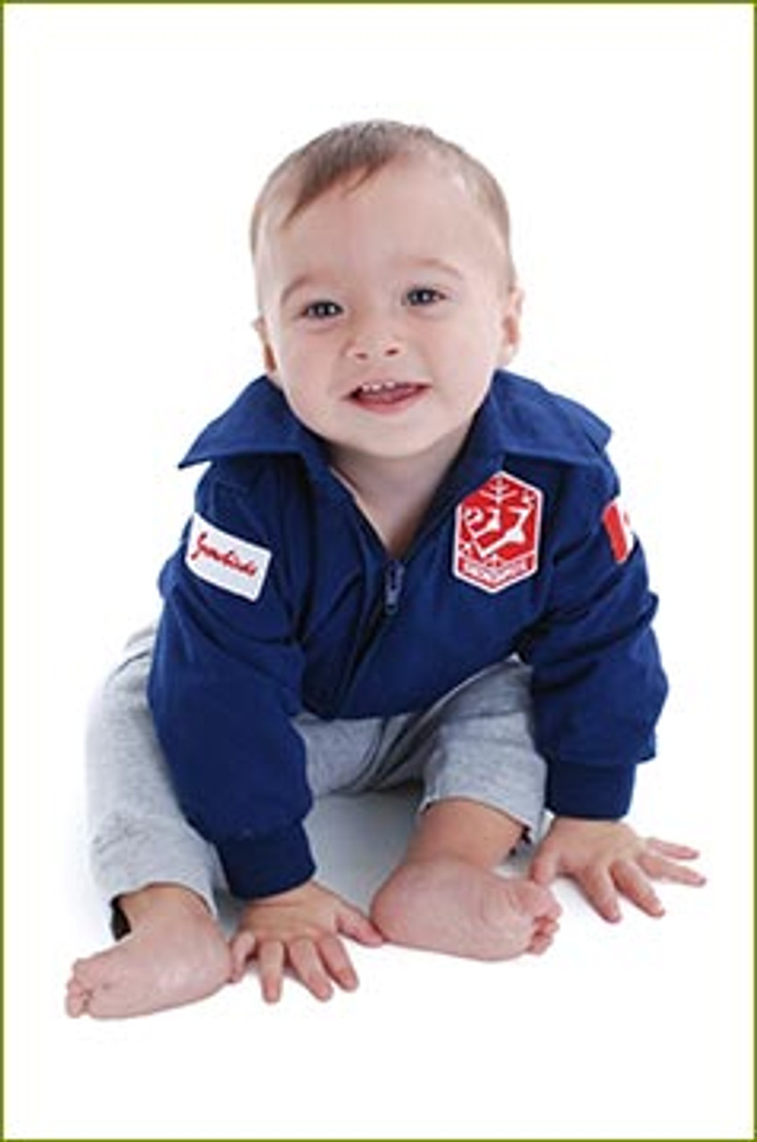 Kids Snowbirds Flight Jacket