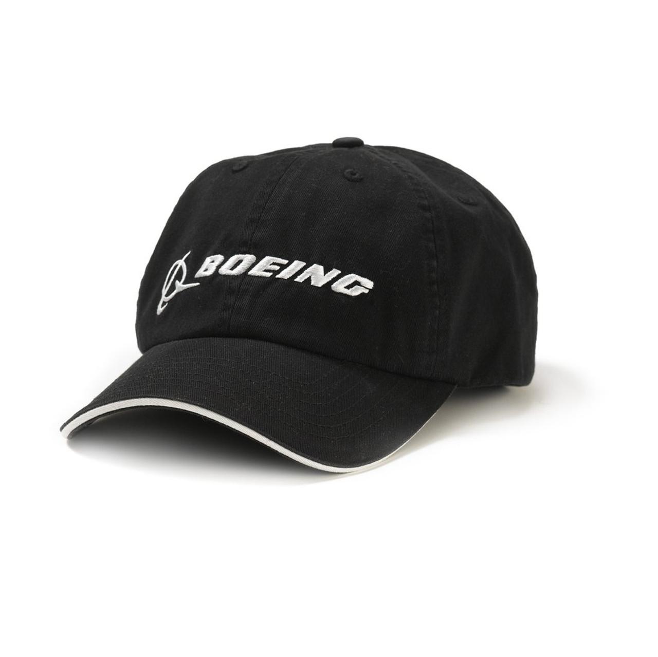 Boeing Chino Cap (Black)