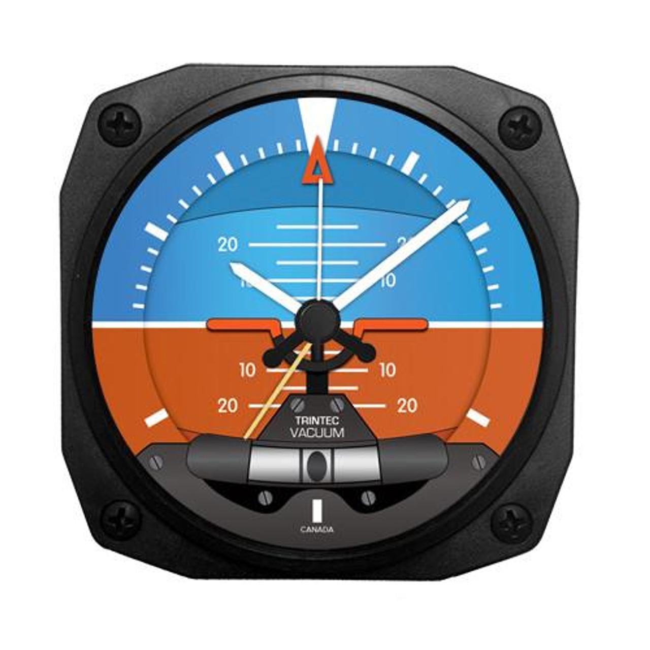 "3.5"" Modern Artificial Horizon Alarm Clock"