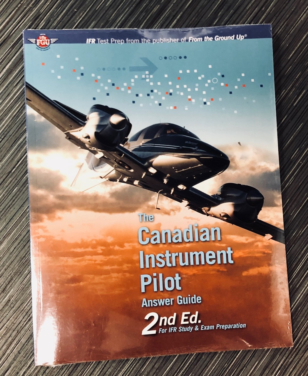 Canadian Instrument Pilot Answer Guide: 2nd Edition