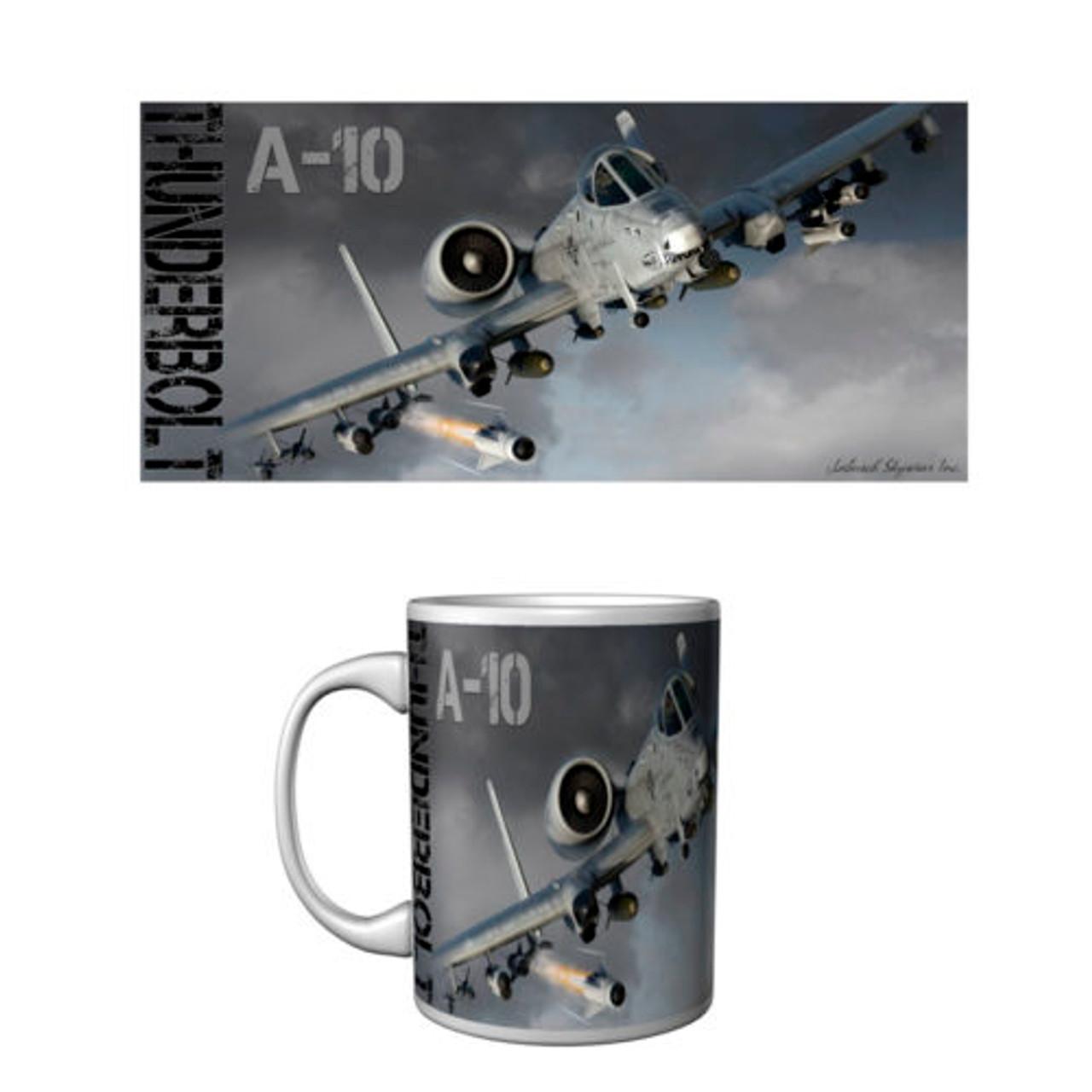 A-10 Thunderbolt Ceramic Mug