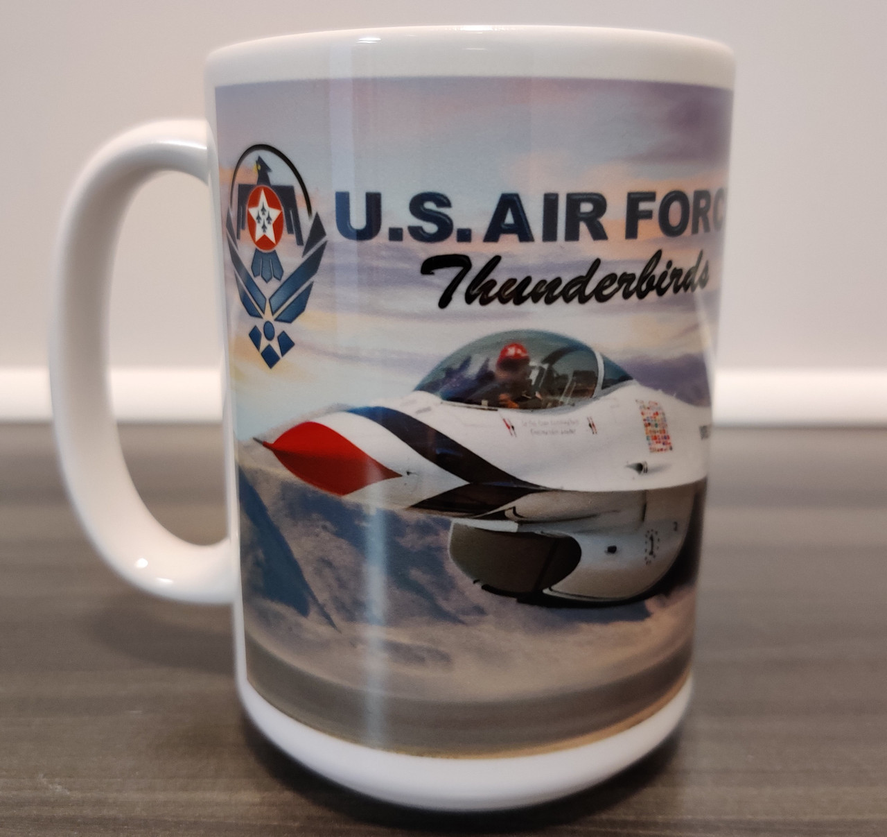 Thunderbirds Ceramic Mug (THCM)