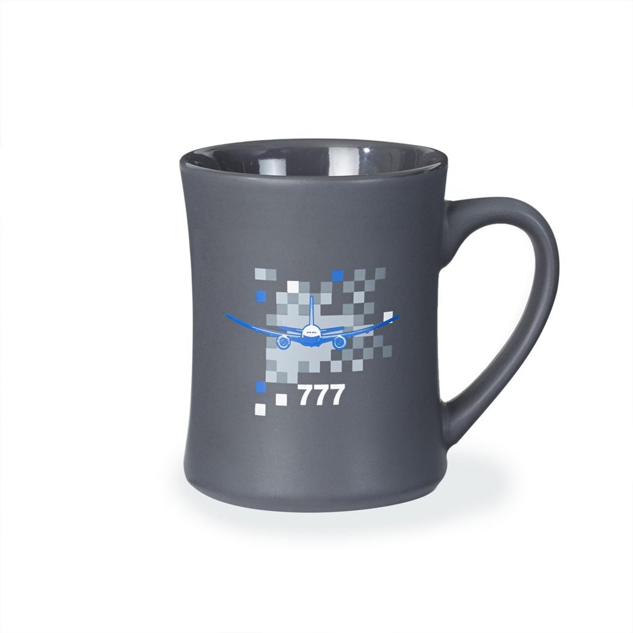 Boeing Pixel 777 Mug