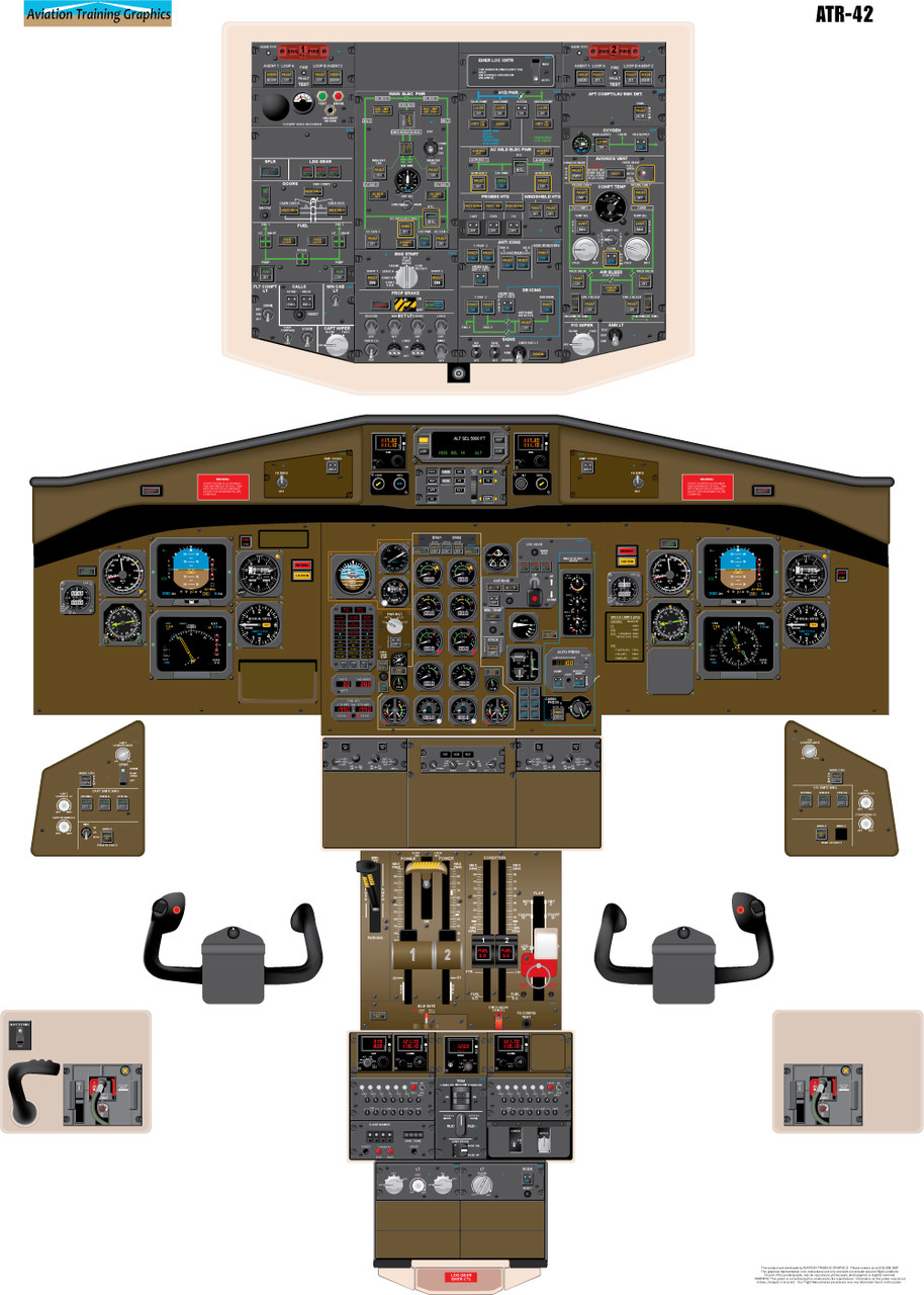 ATR-42 Poster
