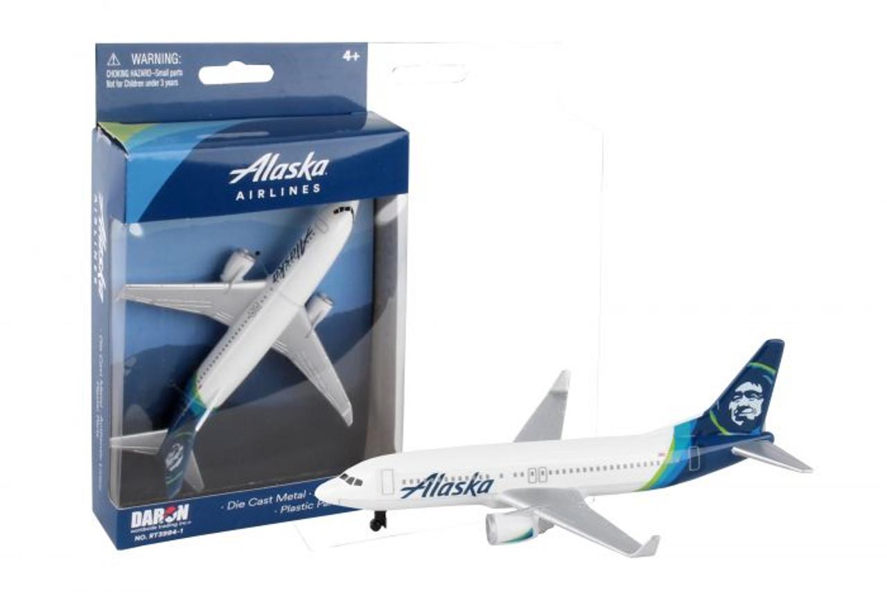 Alaska Single Plane